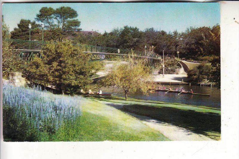 AUSTRALIA / AUSTRALIEN, ADELAIDE - S.A., University Bridge