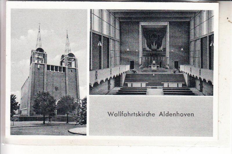 5173 ALDENHOVEN, Wallfahrtskirche