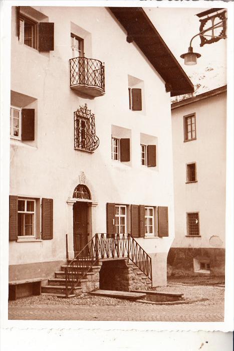 CH 7504 PONTRESINA, Hausansicht, Verlag: Schär-Zogg