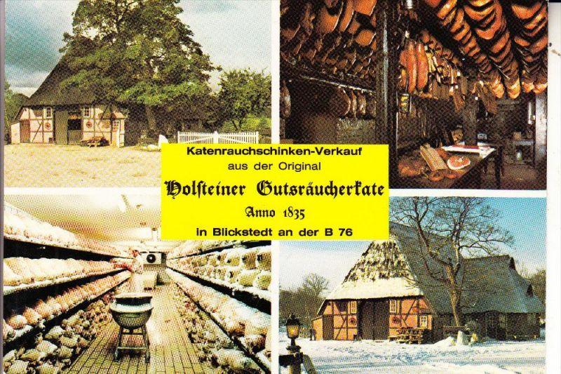 2300 KIEL - HASSEE, Holsteiner Gutsräucherkate, Katenrauchschinken