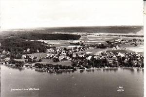 8031 WÖRTHSEE - STEINEBACH, Luftaufnahme