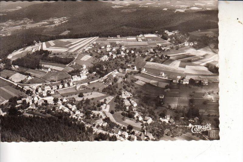 6916 WILHELMSFELD, Luftaufnahme, 1955