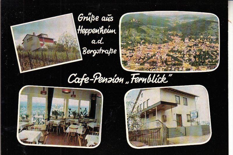 6148 HEPPENHEIM, Cafe Fernblick