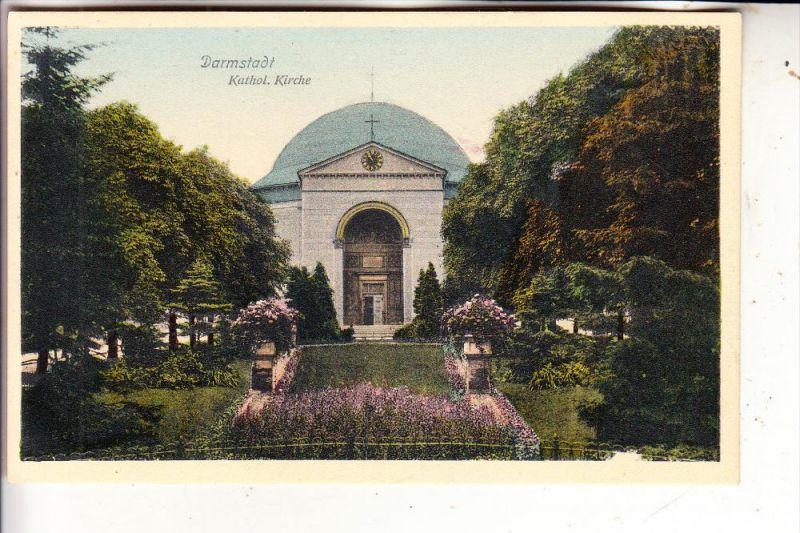 6100 DARMSTADT, Katholische Kirche
