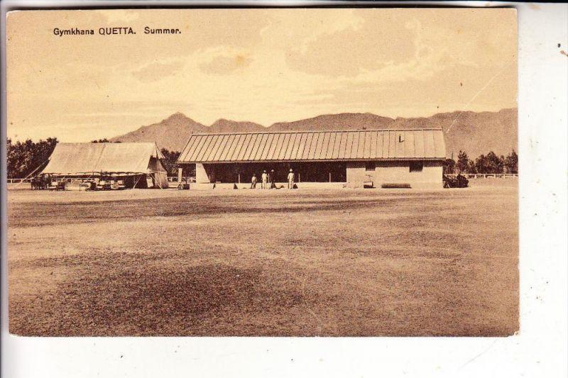 PAKISTAN - QUETTA, Gymkhana