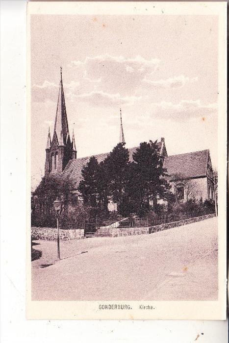 DK 6400 SONDERBORG / SONDERBURG, Kirche