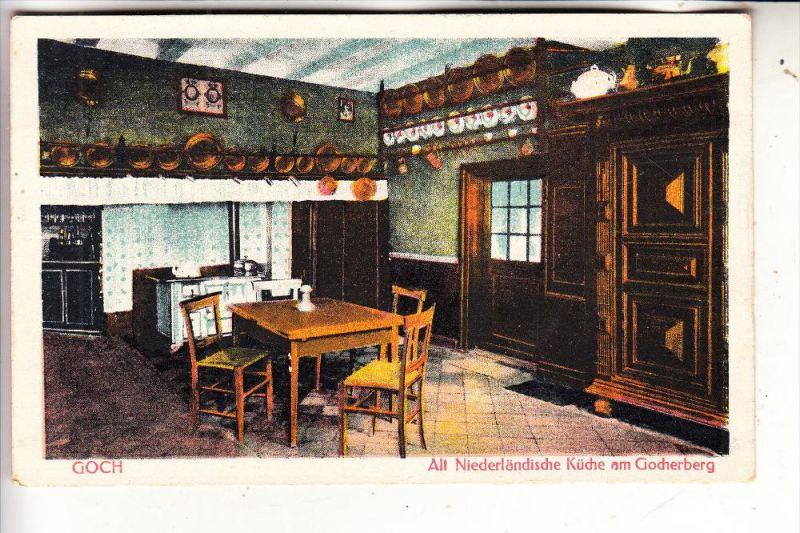 4180 GOCH, Gocherberg, Alt Niederländische Küche 0