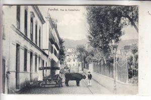 P 9000 FUNCHAL, Rua de Conselheiro