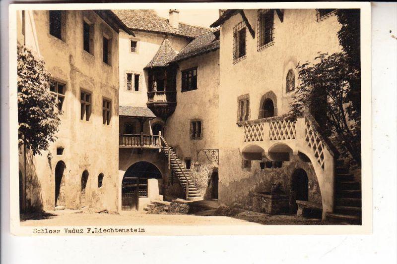 FL 9490 VADUZ, Schloss Vaduz