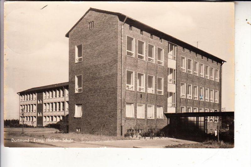 4600 DORTMUND - EVING, Herder-Schule