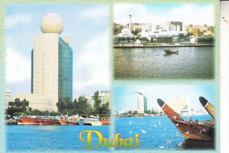 DUBAI, multi view