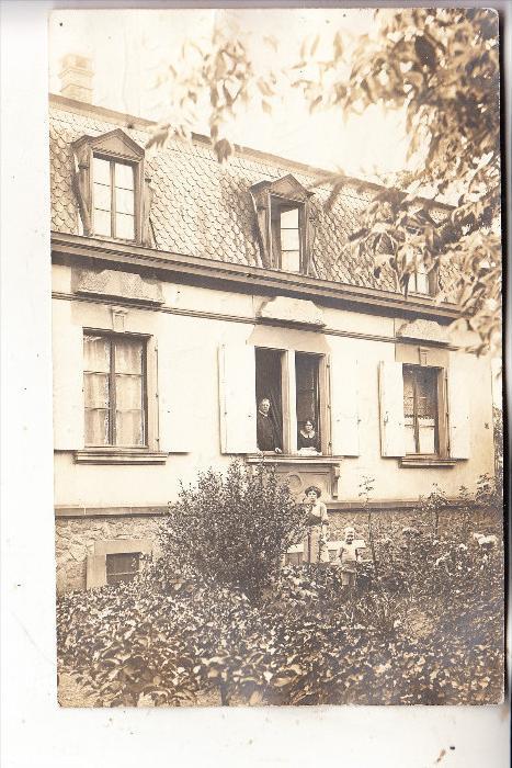 F 68360 SOULTZ / SULZ, Photo-Ak, Einzelhaus, 1912