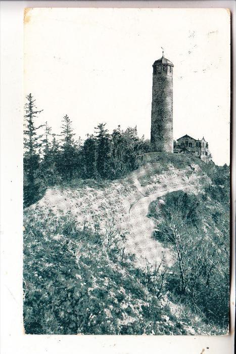 0-6900 JENA, Fuchsturm, 1922