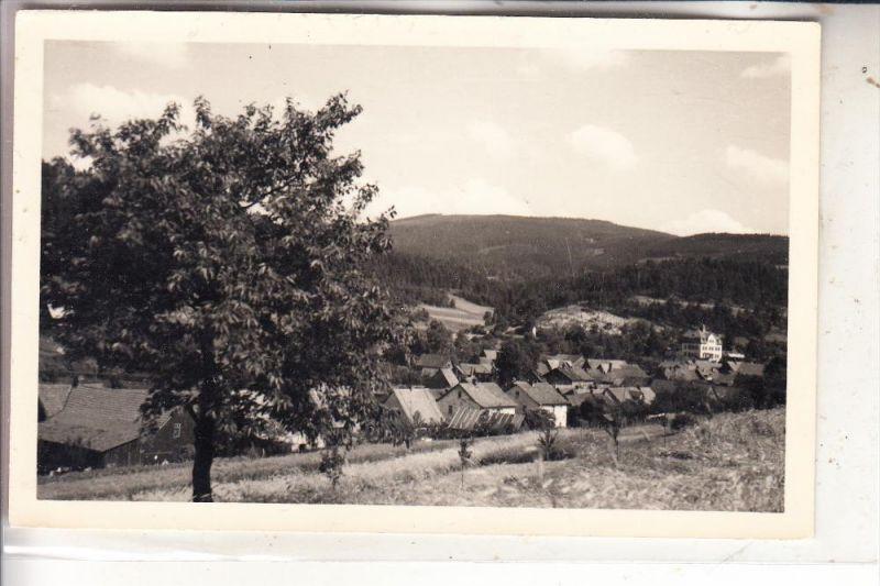 0-6405 SCHALKAU - TRUCKENTHAL, Ortsansicht, 1956