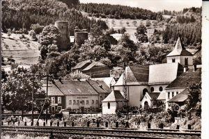 5530 GEROLSTEIN - MÜRLENBACH, Ortsansicht, 1960