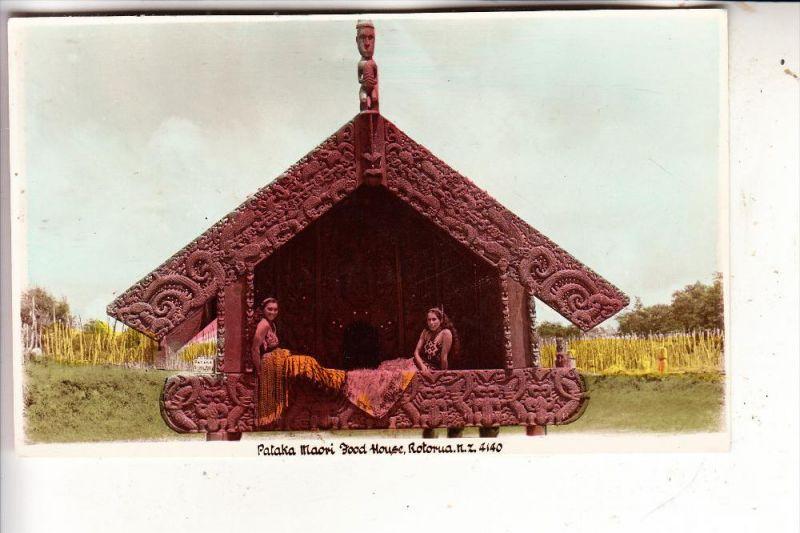 NEW ZEALAND, ROTORUA, Pataka Maori Food House