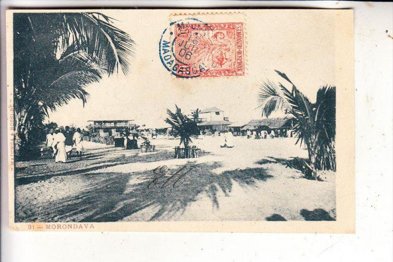 MADAGASKAR, MORONDAVA, 1906