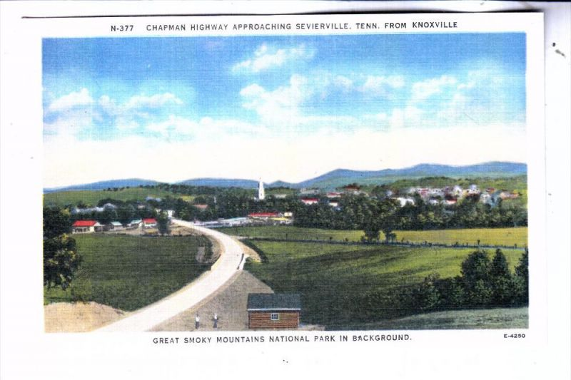 USA - TENNESSEE - SEVIERVILLE, Chapman Highway