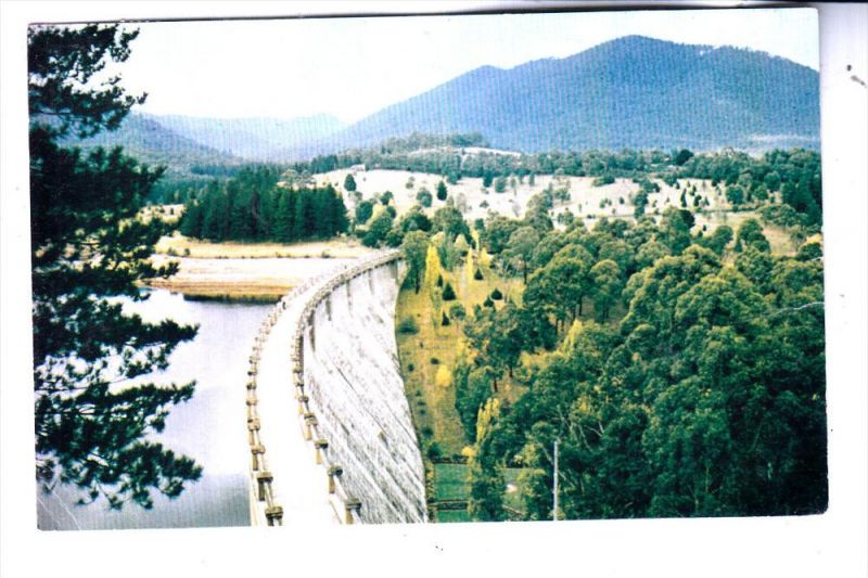 AUSTRALIA / AUSTRALIEN, VICTORIA, Maroondah Dam