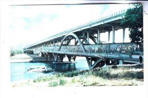 METRO MOSCOW / MOSKAU, overland bridge