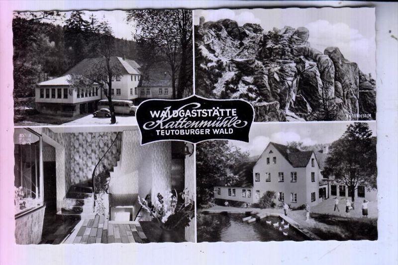 4934 HORN - BAD MEINBERG - FELDROM, Waldgaststätte Kattenmühle