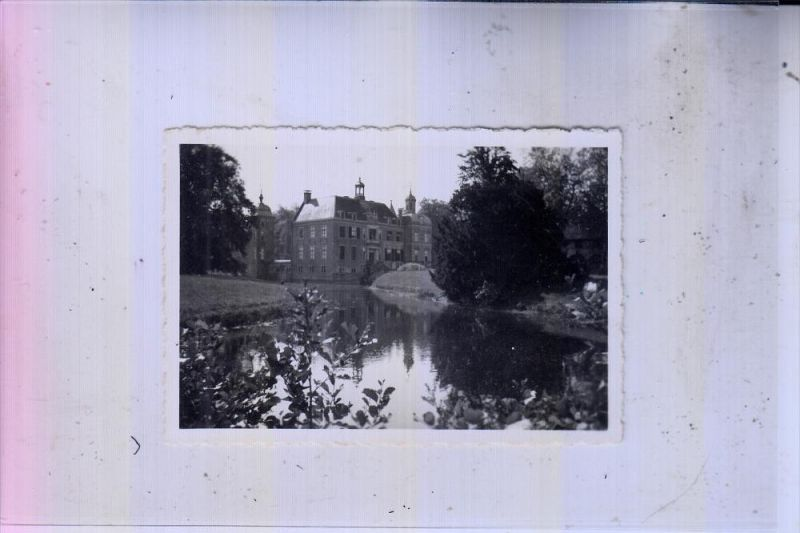 NL - GELDERLAND - ARNHEM, Wasserschloss bei Arnhem, 1934, Photo 8,8 x 6,1 cm