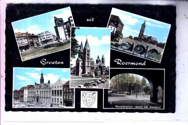 NL - LIMBURG - ROERMOND, muti view