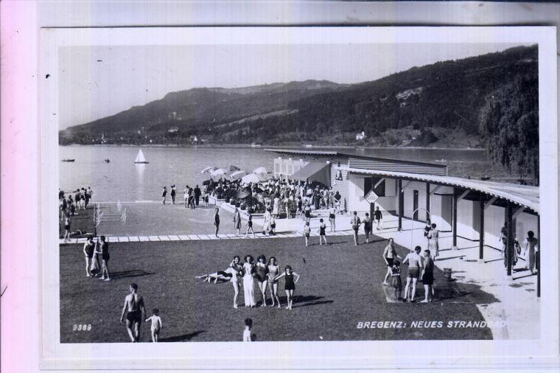 A 6900 BREGENZ, Neues Strandbad