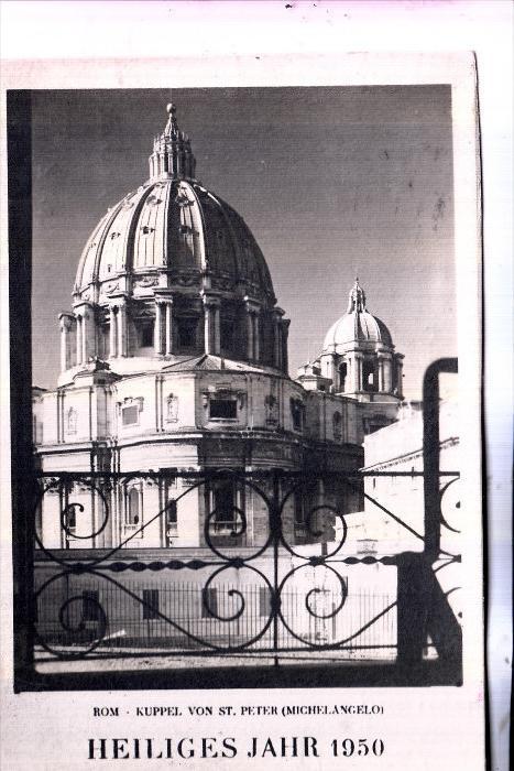 VATICAN, Heiliges Jahr / ANNO SANTO 1950