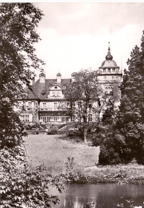 5060 BERGISCH GLADBACH - SAND, Haus Lerbach, Gustav Stresemann Stiftung