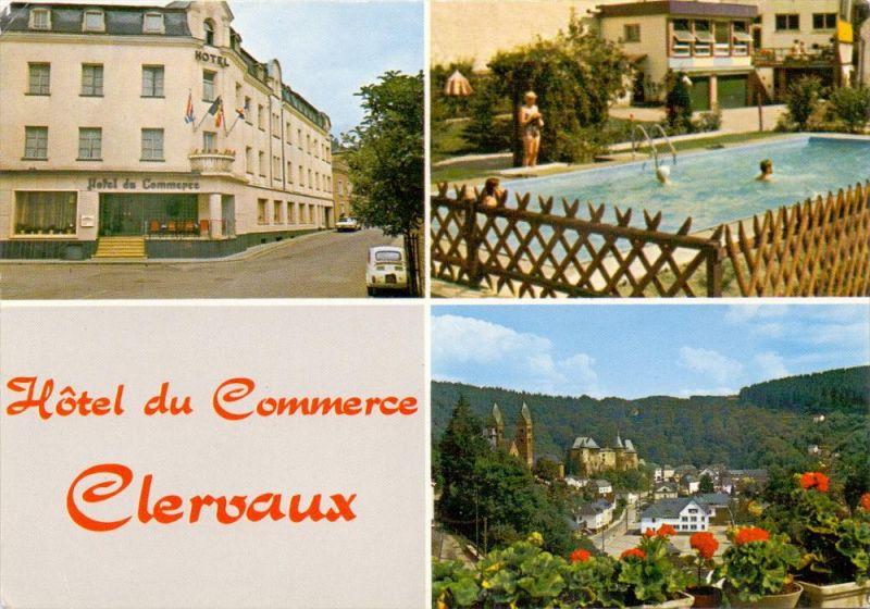 L 9700 CLERVAUX, Hotel du Commerce
