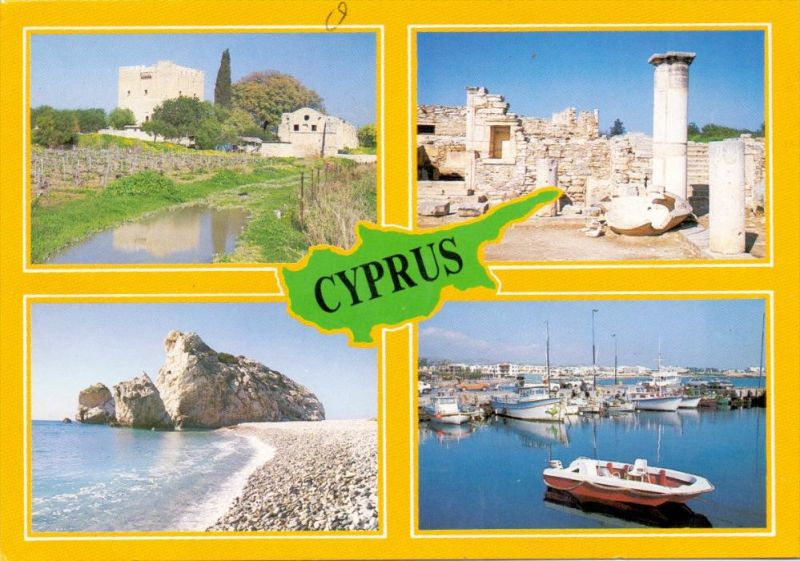 CYPRUS / ZYPERN, multi view