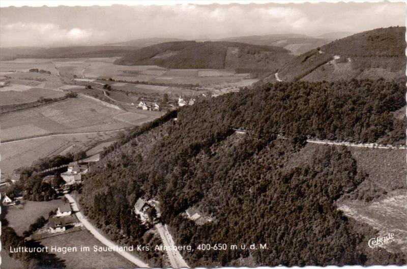 5768 SUNDERN - HAGEN, Luftaufnahme
