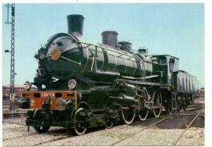 EISENBAHN / Railway / Chemin de Fer / Ferrocarril / Ferrovia / Spoorweg - Musee Francais de Chemin de Fer, Loc. 230 D9