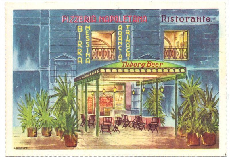 I 90121 PALERMO, Pizzeria Restaurant Stancampiano