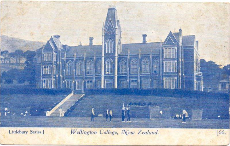 NEW ZEALAND, WELLINGTON, College