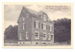 5630 REMSCHEID -BIRGDEN, Restaurant Bergisches Haus