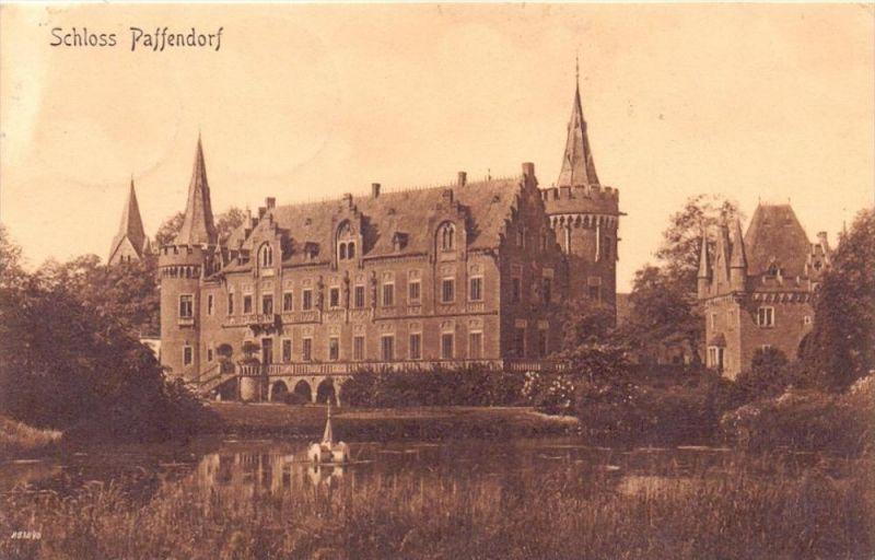 5010 BERGHEIM - PAFFENDORF, Schloss, 1910