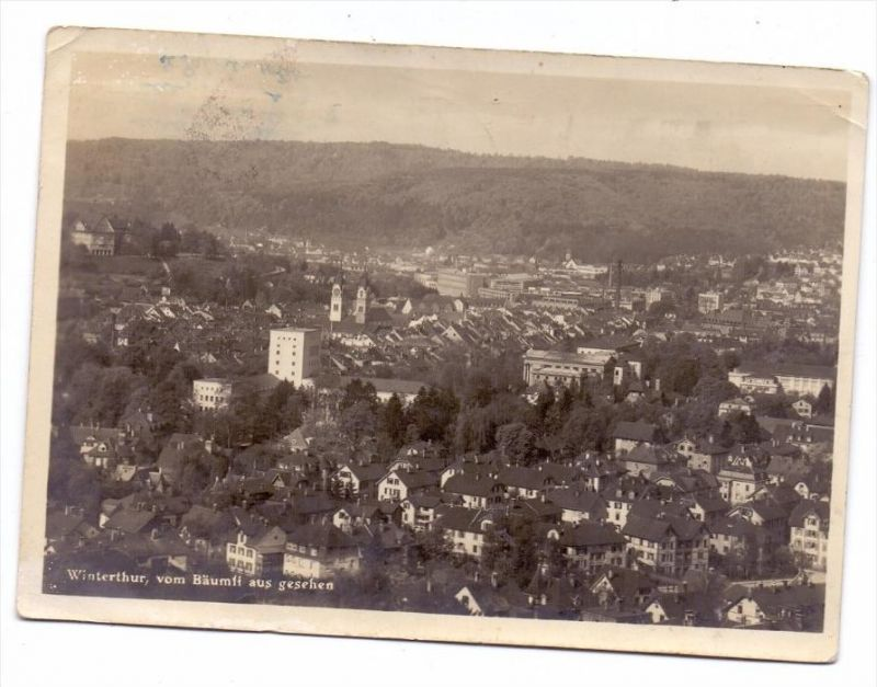 CH 8400 WINTERTHUR, Panorama, 1931