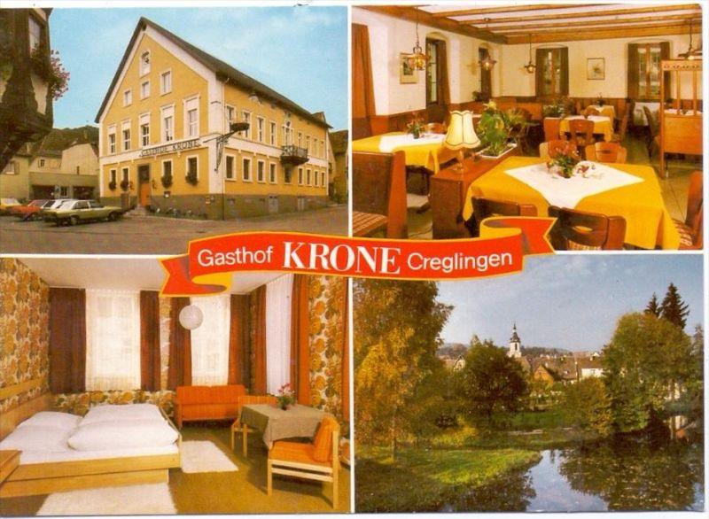 6993 CREGLINGEN, Hotel Restaurant Krone