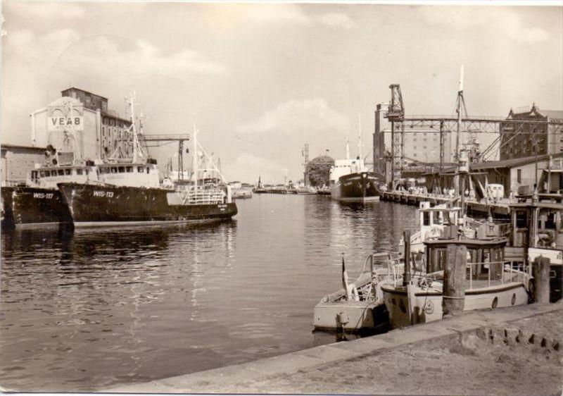 0-2400 WISMAR, Hafen