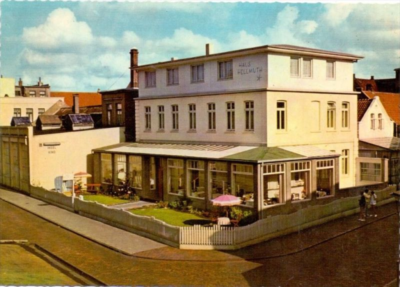 2982 NORDERNEY, Haus Hellmuth 0