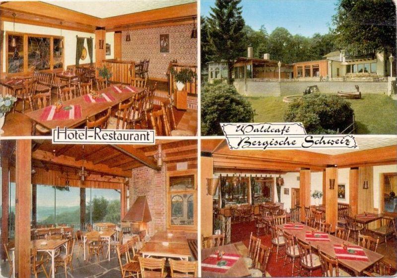 5250 ENGELSKIRCHEN - OBERSTAAT, Hotel
