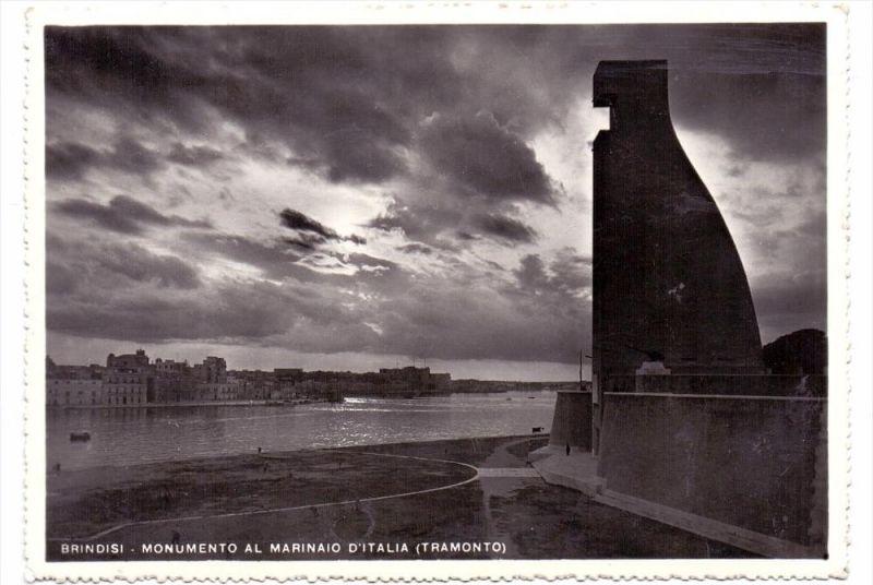 I 72100 BRINDISI, Monumento al Marinaio d'Italia
