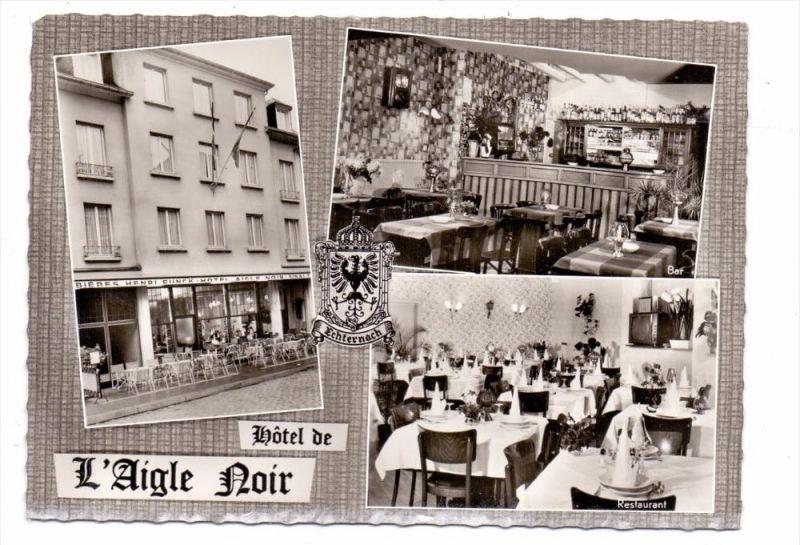 L 6400 ECHTERNACH, Hotel de L'AIGLE Noir