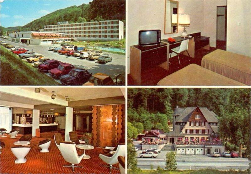 L 1000 LUXEMBURG, Hotels Novotel & Euro-Parc