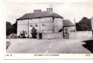 UK - ENGLAND - BUCKINGHAMSHIRE - LITTLE MISSENDEN, The Manor, 1964