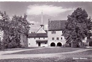 CH 8608 BUBIKON, Ritterhaus, 1961, Sonderstempel Ritterhaus