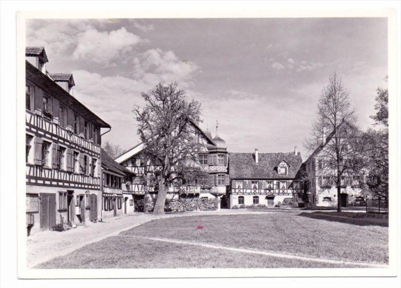 CH 8275 GOTTLIEBEN, Dorfplatz