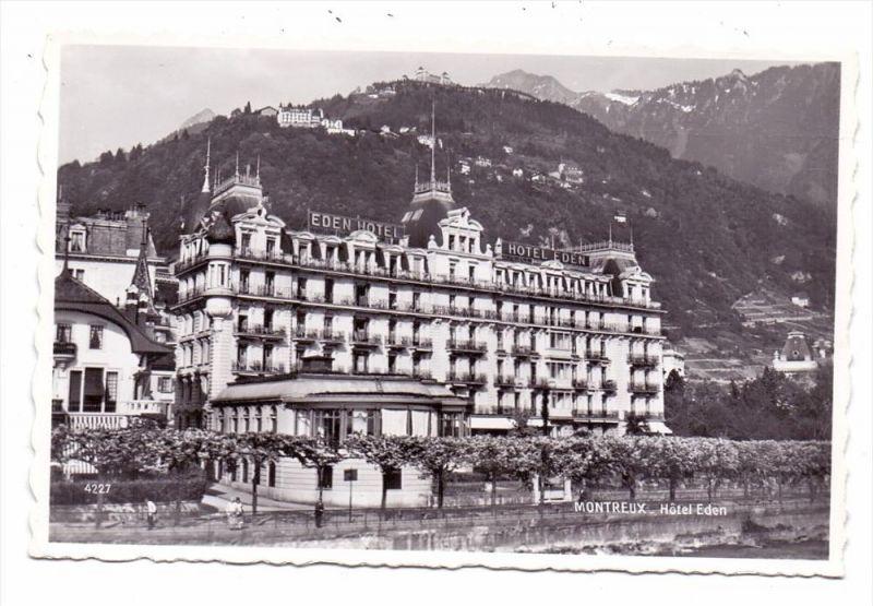 CH 1820 MONTREUX, Hotel Eden